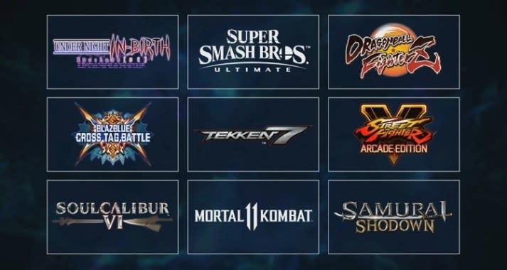 evo 2019 main stage games crop