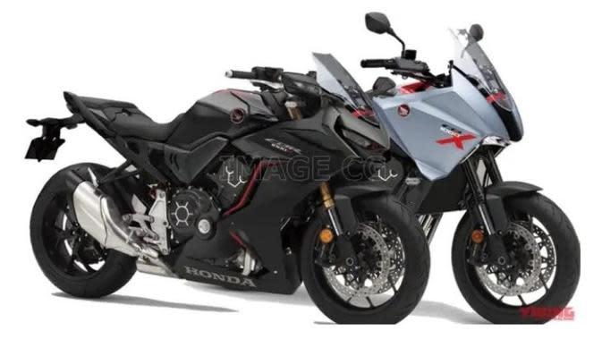 Inikah Calon Big Bike Terbaru Honda?