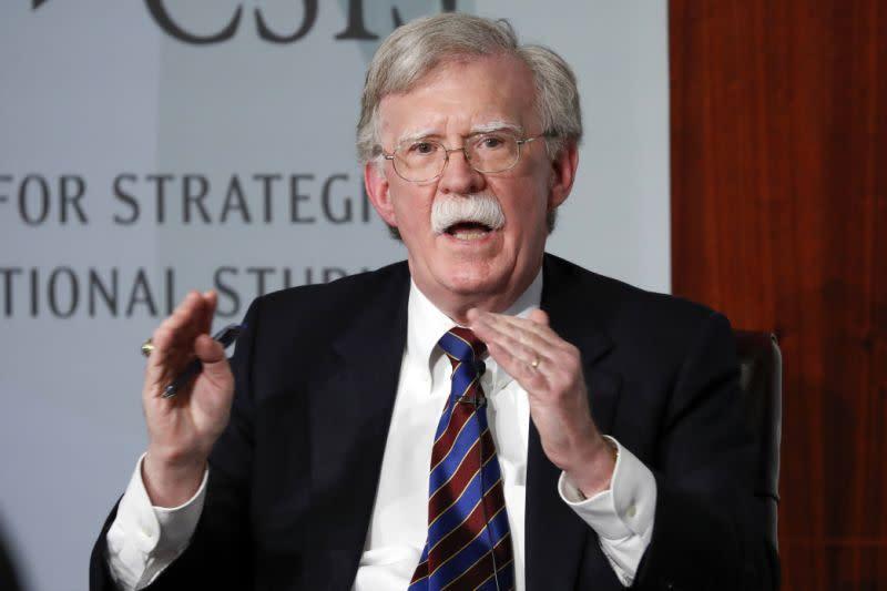 Saat Bolton berbicara, Kongres tak peduli, fokus pada pemilihan