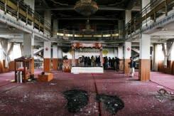 Sedikitnya 25 orang tewas dalam serangan di kuil Sikh-Hindu Afghanistan