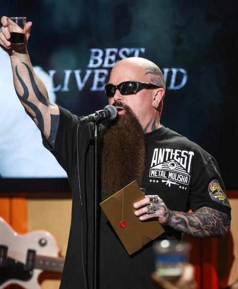Revolver Golden Gods Awards Become Triumphant Celebration of Slayer's Jeff Hanneman