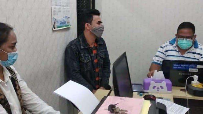 Dokter asal Iran Ketangkap Beli Sabu di Gang Boncos