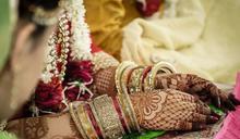 免費送婚紗!印度設計師募捐禮服,助貧困女性「灰姑娘變身」步入禮堂