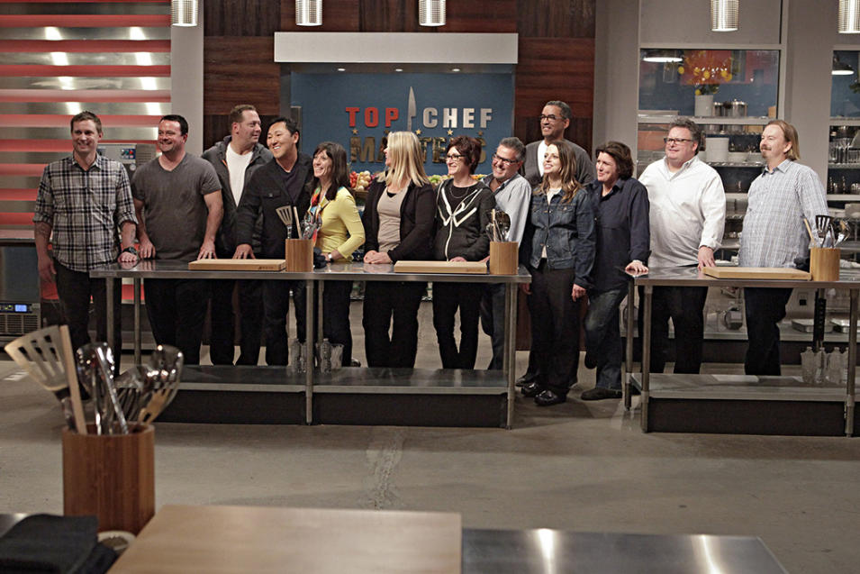 Top Chef Masters -- Season 5