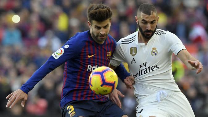 Klasemen Liga Spanyol: Persaingan Ketat Real Madrid dan Barcelona