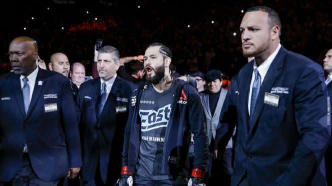 Petarung UFC, Jorge Masvidal