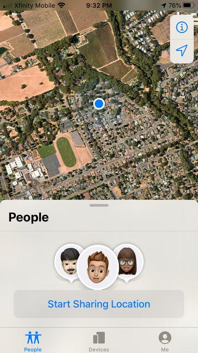 Find My iOS 13