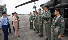 快新聞/參謀總長赴花蓮督導F-16搜救任務 強調要找回失聯飛官