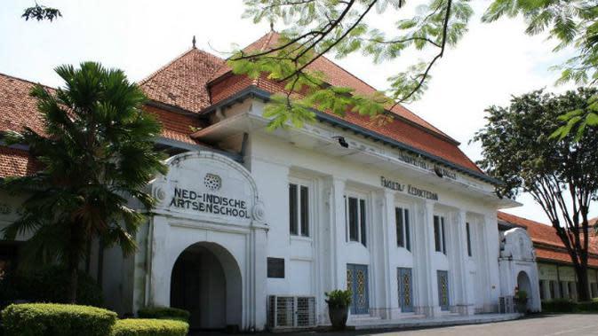 Gedung NIAS Universitas Airlangga (Foto: Dok Kemdikbud)