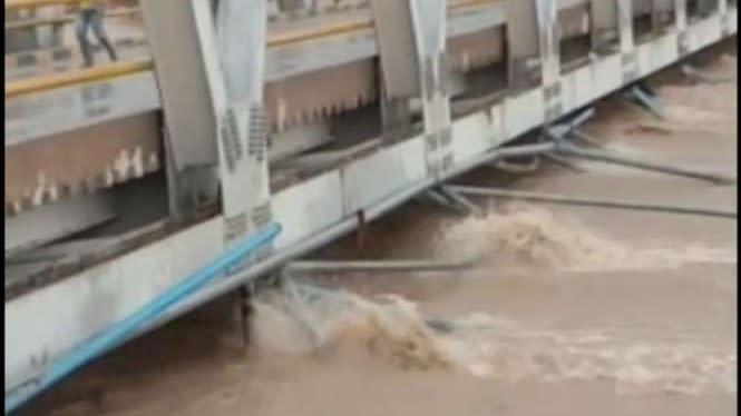 Masamba Sulsel Kembali Diterjang Banjir