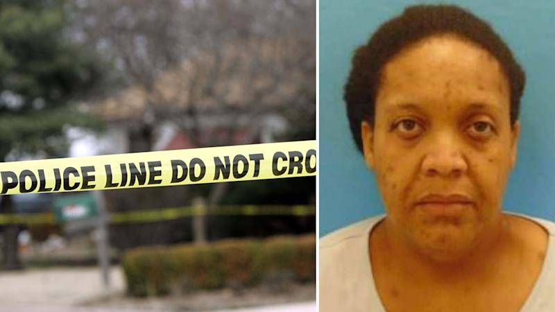 Delissa Navonne Crayton lived with mother's corpse in Texas house. Source: Getty / Seguin Police