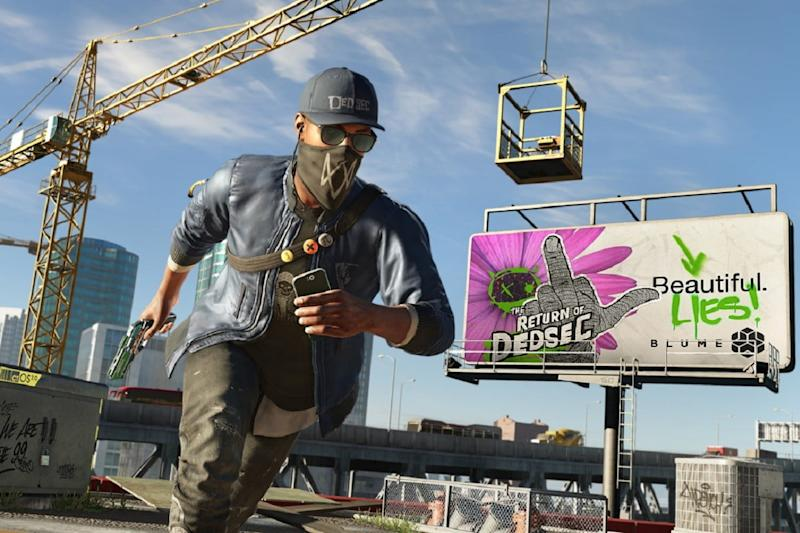 Login error plagues Ubisoft Forward event as viewers try to get free Watch Dogs 2