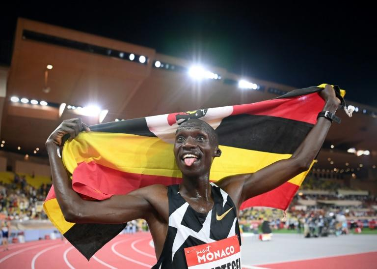 Cheptegei aims for 10,000 metres track world record