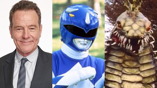 Throwback Thursday: Bryan Cranston Was a 'Power Rangers' Villain AND Hero