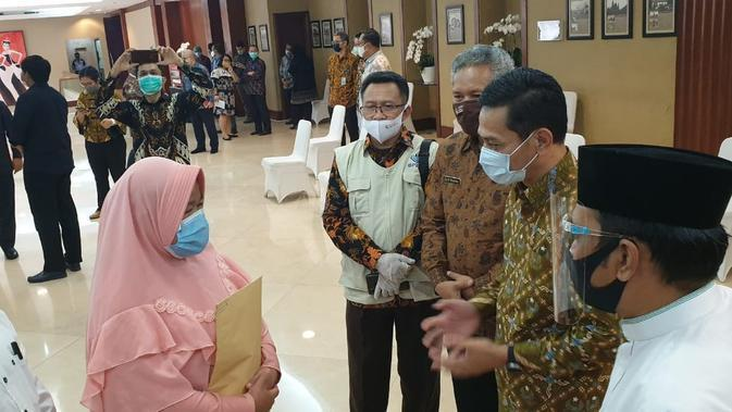 Lolos Hukuman Pancung, Kepulangan TKI Etty Toyib Usai Karantina Mengundang Haru