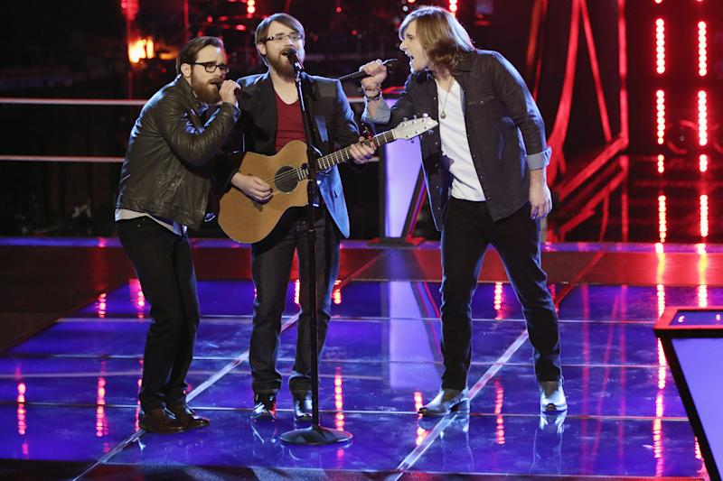 'The Voice' Season 6 Battles, Pt. 2: NBC, You're as Cold as Ice