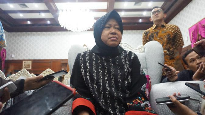 Wali Kota Surabaya Tri Rismaharini (Risma). (Foto: Liputan6.com/Dian Kurniawan)