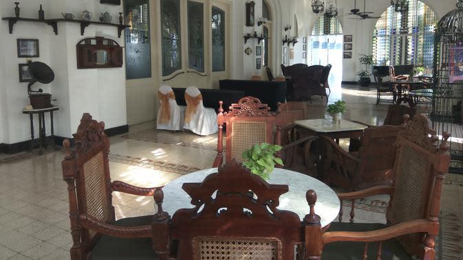 Hotel Majapahit menjelma menjadi hoel mewah bersejarah. Foto: (Dian Kurniawan/Liputan6.com)