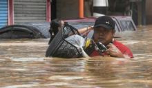 梵高登陸菲律賓 馬尼拉一片汪洋
