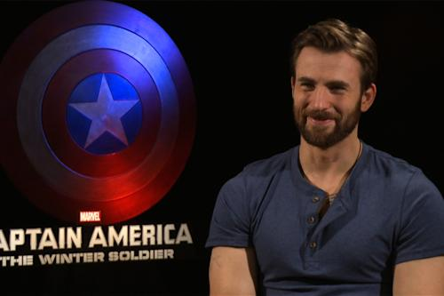 Chris Evans happy 'Captain America' no longer a Boy Scout in 'Winter Soldier'