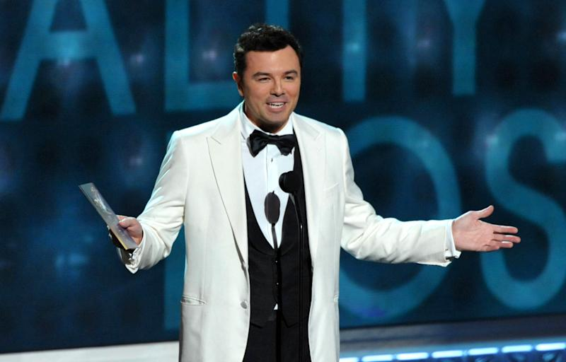 Seth MacFarlane is hosting the 85th Academy Awards: The pros and cons