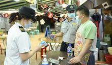 食環署巡西貢深水埗40多間食肆 檢控7個處所負責人