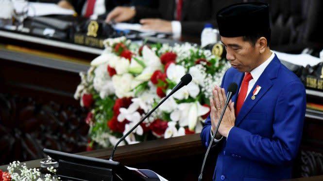 Jokowi Targetkan Penerimaan Pajak 2021 Capai Rp1.481,9 Triliun