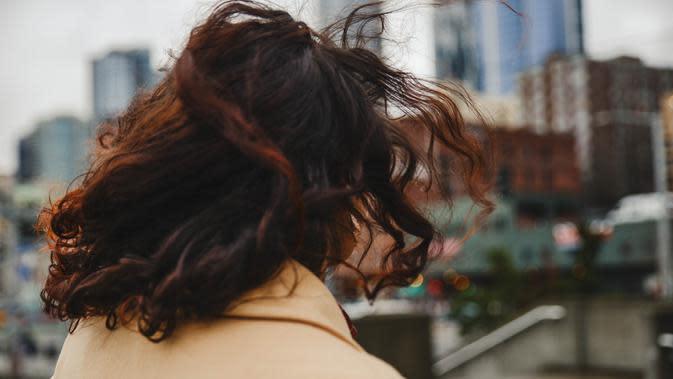 ilustrasi rambut keriting/unsplash