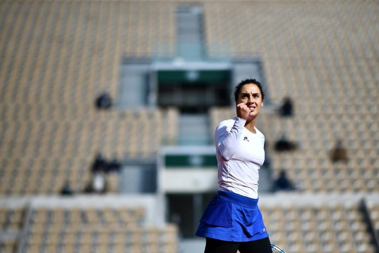 'Never give up': Trevisan living French Open dream after anorexia nightmare