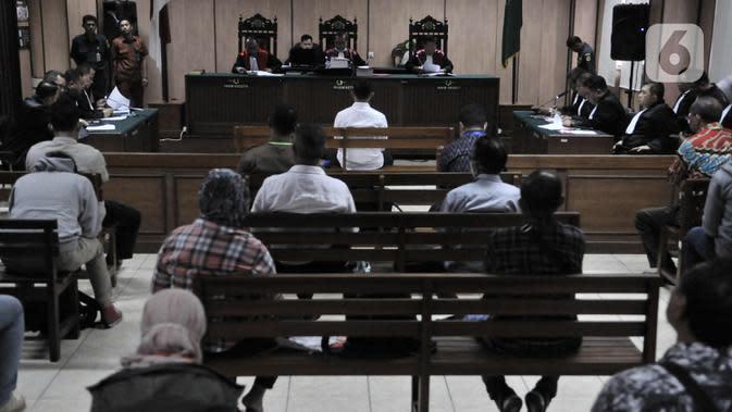 Pengacara Penyerang Novel Baswedan Sepakat Tuntuan 1 Tahun Penjara