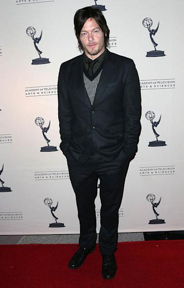 """The Academy Of Television Arts & Sciences Presents An Evening With """"The Walking Dead"""" - Arrivals"""