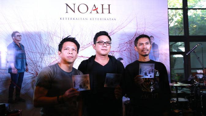 NOAH (Deki Prayoga/Dream.co,id)