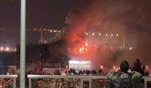 興富發夢幻誠工地傳大火 台中建案一個月內第3起火警