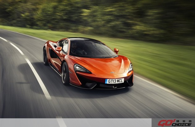 McLaren 銷售再創高峰 新年式產品全面進化