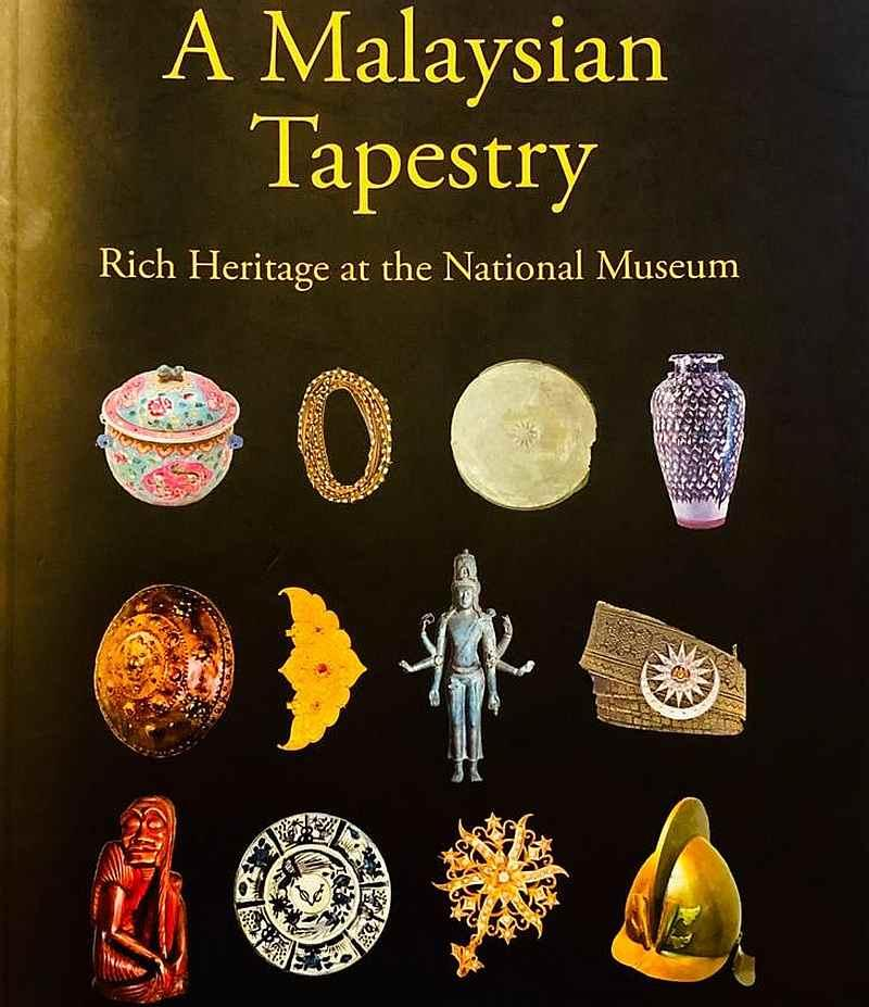 Malaysian Tapestry is a collection of short stories about the artefacts found in the museum, written by the volunteers themselves. — Picture courtesy of Karen Loh