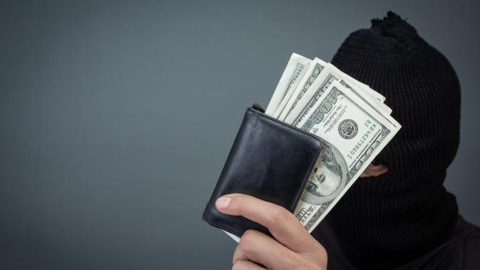 Ilustrasi Pencurian Uang Credit: pexels.com/pixabay