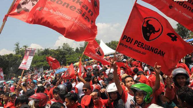Survei Pileg 2024: PDIP Unggul, 6 Parpol Lolos Parliamentary Threshold