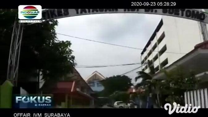 VIDEO: 27 Perawat di Jatim Meninggal Akibat COVID-19
