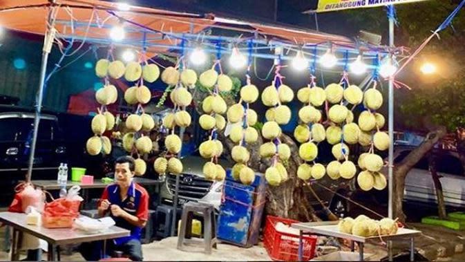 Kedai Durian Acin yang jadi favorit Ahok. (dok.Instagram @stayinnjakarta/https://www.instagram.com/p/ByB8NSehkio/Henry)