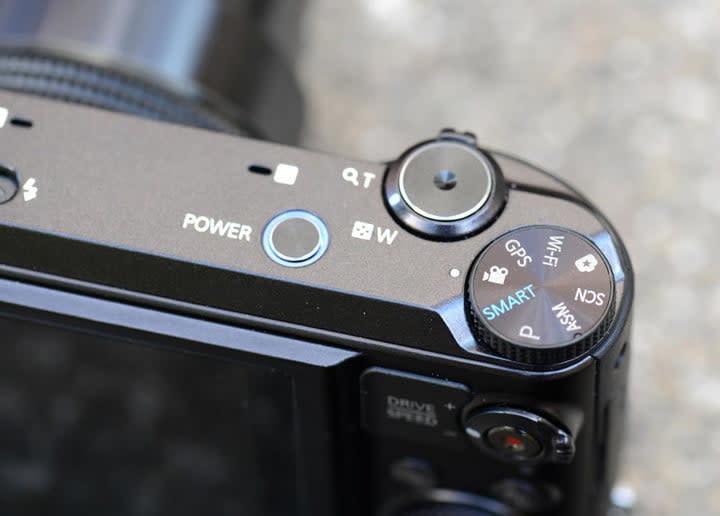 samsung wb850f review smart camera top modes digital camera