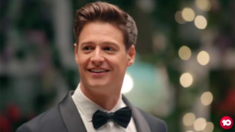 Bachelor Matt Agnew meets the contestants