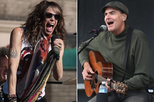 Aerosmith, James Taylor to Play 'Boston Strong' Benefit Show