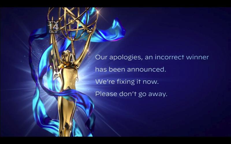 2020 Creative Arts Emmy Awards