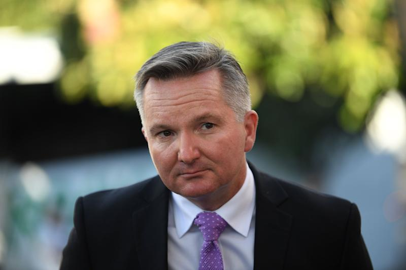 Shadow Treasurer Chris Bowen is expected to challenge for Labor leader following Bill Shorten's departure.