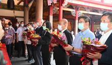 總統出席義民節慶祝大典為客家文化努力豐富臺灣多元文化