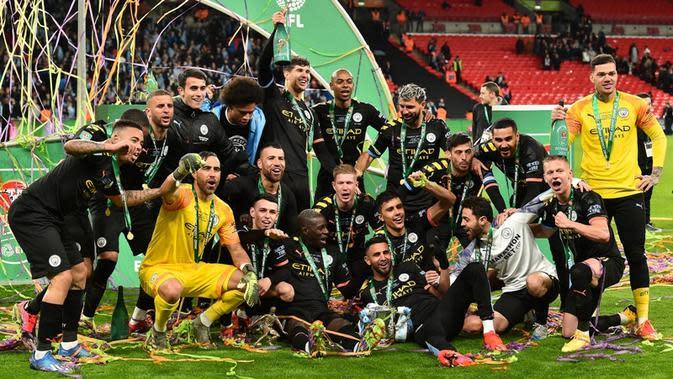Manchester City Jawara, Berikut 10 Klub dengan Skuat Bernilai Pasaran Termahal di Dunia