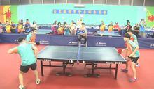 莊智淵赴台東參加桌球育樂營 小粉絲超興奮