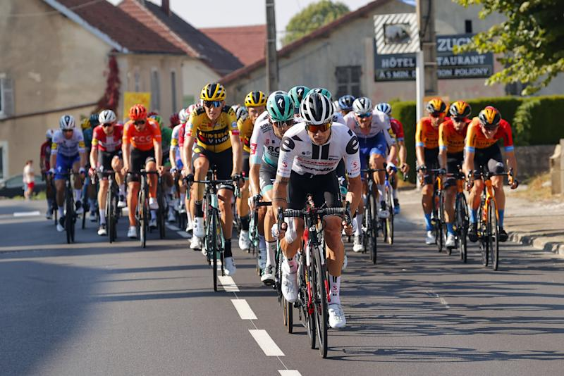 Tour de France 2020 107th Edition 19th stage BourgenBresse Champagnole 1665 KM 18092020 Team Sunweb photo Luca BettiniBettiniPhoto2020