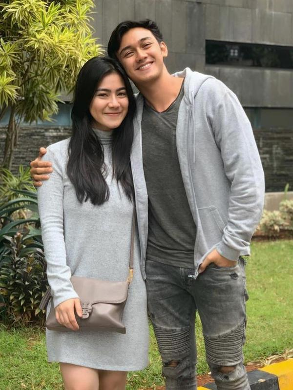 Immanuel Caesar Hito dan Felicya Angelista (Instagram/felicyangelista)