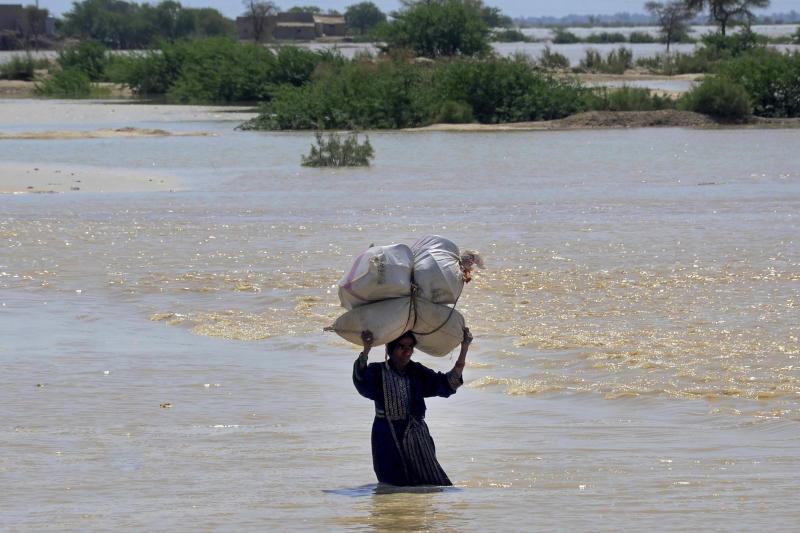 Pakistan Monsoon Rains